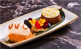 blounge Doha- dessert