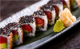 B-lounge Doha- Sushi
